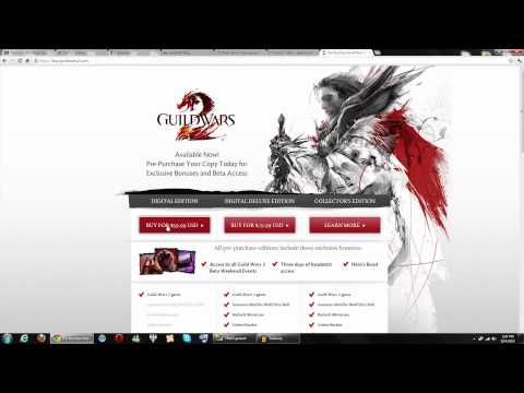 Guild Wars 2 Pre-purchase now available!