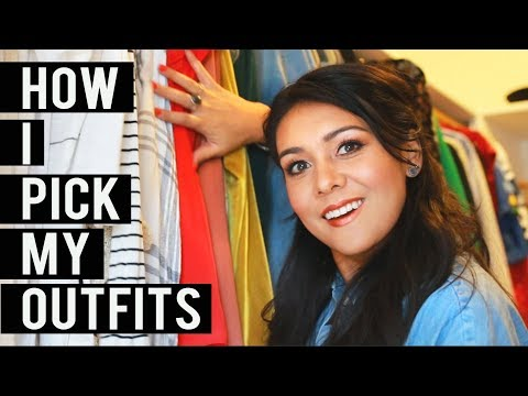 PICKING MY CLOTHING COLOR BASED ON THE CALENDAR DATE (numerology) | Ask Limo