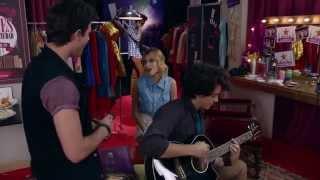 Виолетта 3 - Вилу, Диего и Марко поют