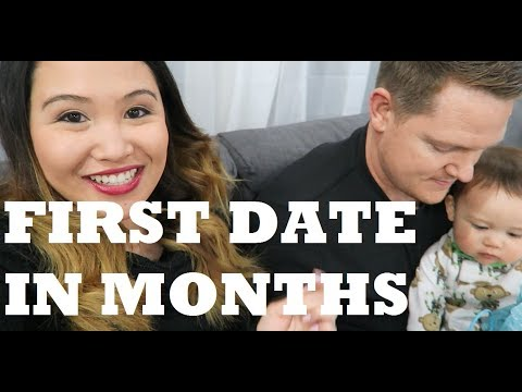 OUR FIRST DATE IN MONTHS