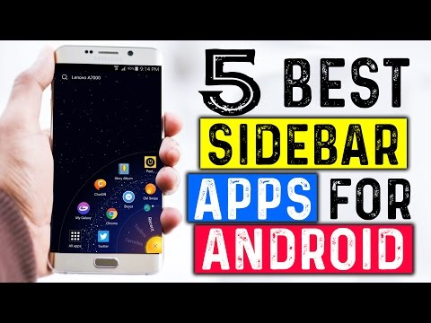 5 Best Free Sidebar Apps for Android | Best Free Multitasking Apps for Android 2017 in Hindi