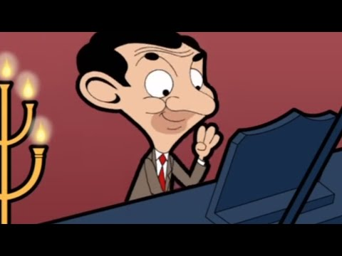 Keyboard Capers | Full Episode | Mr. Bean Official Cartoon
