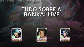 Download Bleach Brave Souls - Novos grimmjow, Neliel ? Tudo sobre a Bankai Live Stream (23/03/19) Video