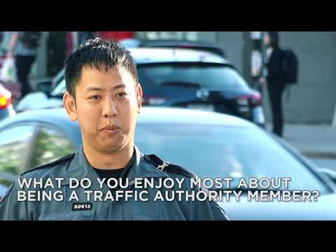 VPD Traffic Authority: Special Constable Simon Ho
