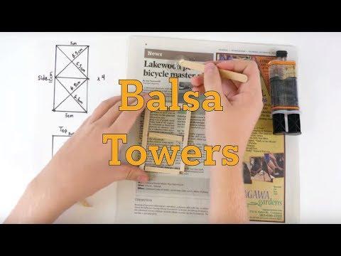 Balsa Towers