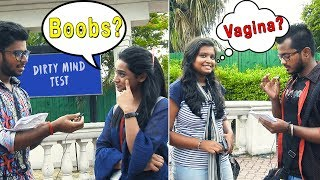 DIRTY MIND TEST ON GIRLS | DOUBLE MEANING QUESTIONS | FUNDAY PRANKS | GIVEAWAY CONTEST RESULT