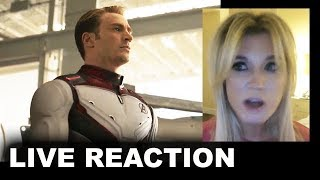Download Avengers Endgame Trailer 2 REACTION Video