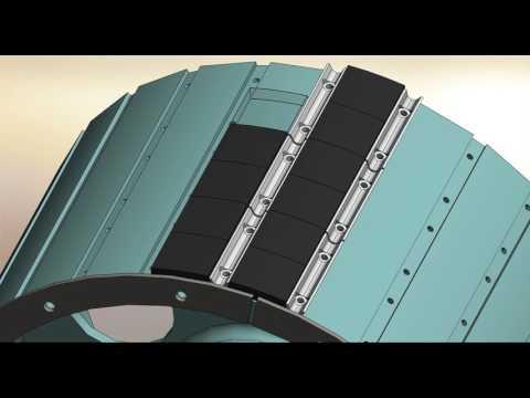Permanent Magnet Motor Rotor