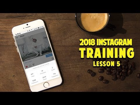 Instagram Marketing 2018 - How To Set Up A Business Profile & Your First Instagram Ad