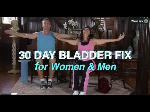 Urinary Incontinence?  BEST PELVIC FLOOR EXERCISES CURE