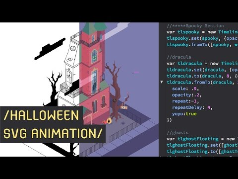 Interactive SVG Animation with Greensock