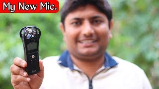 Download Best Mic For | Zoom H1n Handy Recorder Unboxing Video