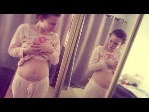 PREGNANT OR FAT?!