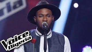 "Kelvin Audu Sings ""take A Bow"" / Blind Auditions / The Voice Nigeria Season 2"