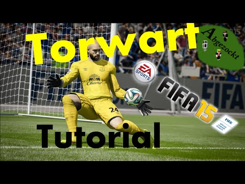 Fifa 15 Torwart Tutorial  Pro Club | Karriere  [PC|PS|xBOX]
