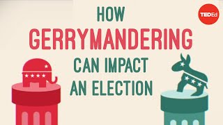 Gerrymandering: How drawing jagged lines can impact an election - Christina Greer