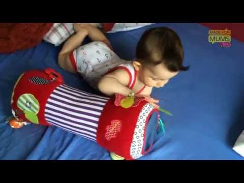 Mamas & Papas Babyplay Tummy Time Activity Toy | Toy review