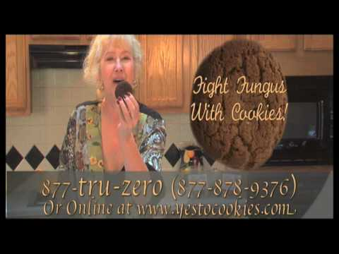 Starch Free, Sugar Free, Gluten Free Cookies.mov