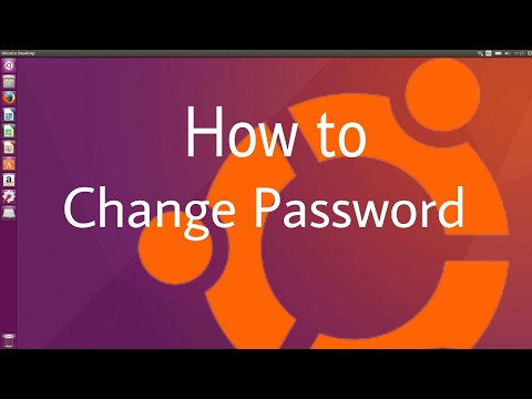 How to Change Ubuntu Password - 2 ways to change password in ubuntu