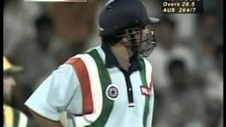 142, one of Sachin Tendulkar greatest inning in ODI