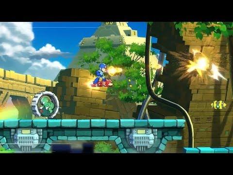 Mega Man 11 - Gameplay Trailer