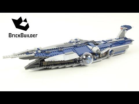 Lego Star Wars 9515 Malevolence - Lego Speed Build