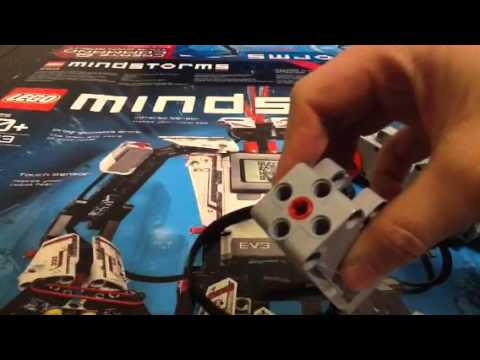 How To Make A Lego Mindstorms EV3 Motor Move Without Electricity