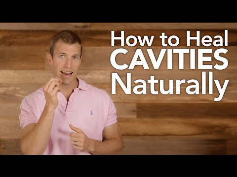 How to Treat Cavities Naturally