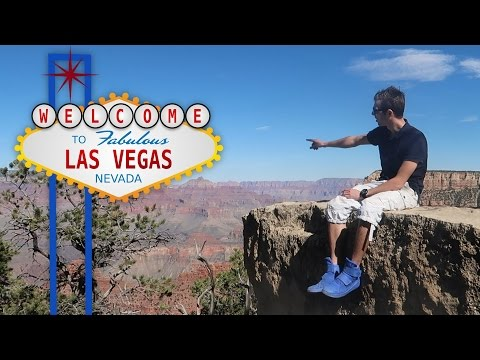 My Roadtrip To Las Vegas and The GRAND Canyon!