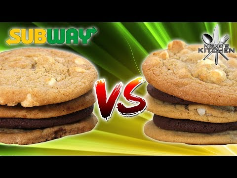 SUBWAY COOKIES vs HOMEMADE 🍪 Subway smell EXPOSED!