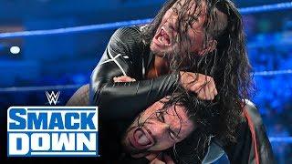 Roman Reigns vs. Shinsuke Nakamura: SmackDown, Oct. 18, 2019