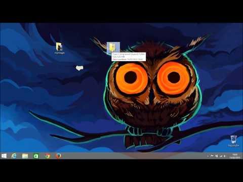 protect zip folder with password windows 8 and 8 1