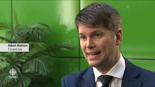 Adam talks about Bitcoin on CBC newscast