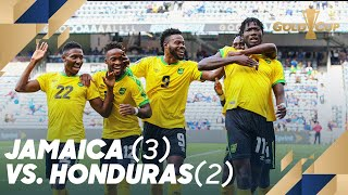 Jamaica (3) vs. Honduras (2) - Gold Cup 2019