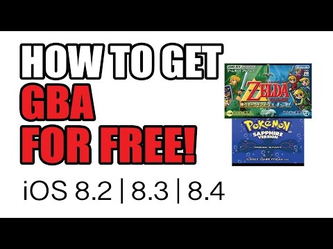 How To Install GameBoy Advanced For Free iOS 8.2 / iOS 8.3 / iOS 8.4 | NO JAILBREAK