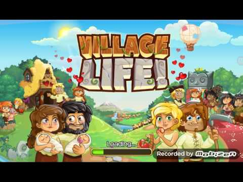 Village Life: Level Up With Happiness!