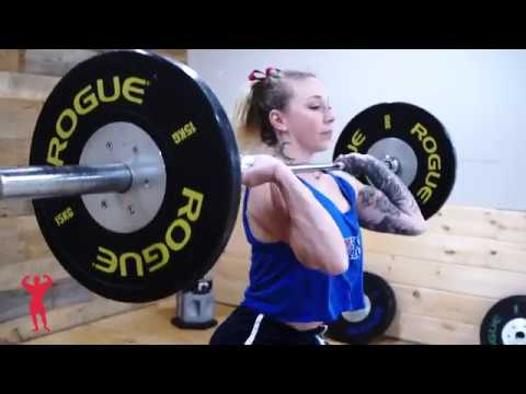 Road To The Arnold with Kristin Pope Part 2