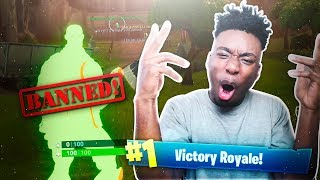 CARRYING A *BANNED* FORTNITE HACKER! THIS FORTNITE DUO MUST BE STOPPED!?! Fortnite: Battle Royale