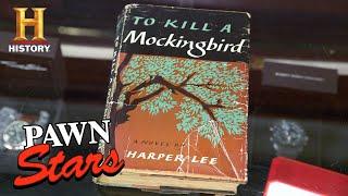 Pawn Stars: MAJOR PROFIT on 1960 FIRST EDITION To Kill A Mockingbird (Season 17) | History