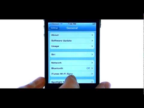 How Do I Disable Auto-Correction When Typing On My Apple iPhone 4S?