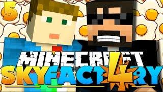 Minecraft: SkyFactory 4 -THE EGGCELENT EPISODE!! [5]