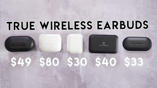5 Best Budget True Wireless Earbuds 2019 | mrkwd tech