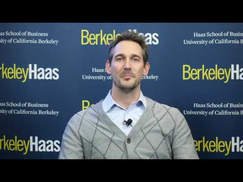 Kevin's Career Journey at Berkeley-Haas (MBA '16)