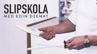 Slipskola med Edin Dzemat