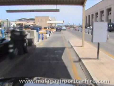 Driving Directions from Malaga Airport to Marbella