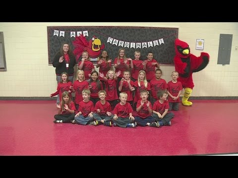 15 School Shout Out: Albrecht Elementary in Brodhead