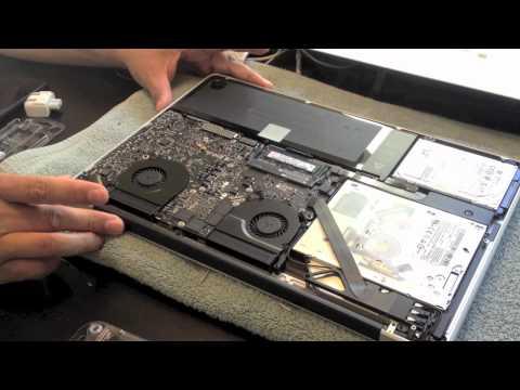 How to upgrade MacBook Pro with Ram Memory