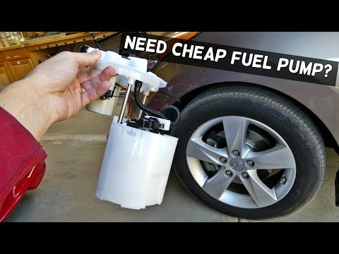 HOW TO FIND CHEAP FUEL PUMP