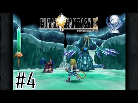 Final Fantasy IX PS4 Perfect Excalibur II Platinum Walkthrough Part 4