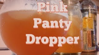 http://www.thefndc.com/ The Pink Panty Dropper is a popular punch bowl drink served at parties, weddings, and your local dive bar. Our version is made with Corona beer, vodka, and frozen pink lemonade concentrate. Other versions you may encounter might call for Everclear instead of vodka, or Everclear and tequila. These are perfectly acceptable as well. The great thing about cocktails is being able to put your own spin on them.  PINK PANTY DROPPER RECIPE ============================== Multiply this recipe as needed. This should yield about 4 servings.  24 oz Corona or other yellow beer (two 12 oz bottles) 0.5 cup vodka or Everclear 6 oz frozen pink lemonade concentrate Ice Lemon slices (optional)  In a large pitcher or punch bowl with ice, pour beer carefully to reduce foam. Gently stir in vodka and pink lemonade concentrate. Serve in cups with ice and lemon wheels, if desired. Consume and get lit!   Subscribe►     http://www.youtube.com/subscription_center?add_user=theFNDCdotcom TheFNDC  ►    http://www.thefndc.com Facebook  ►    http://www.facebook.com/theFNDC Pinterest   ►    http://pinterest.com/thefndc/ Twitter       ►    http://twitter.com/theFNDC Instagram  ►    http://www.instagram.com/diabolicaljohn Google+    ►    https://plus.google.com/u/0/117590176927241906701 Site RSS   ►    http://feeds.feedburner.com/Thefndc/  Video RSS►    http://feeds.feedburner.com/thefndc-youtube  Happy Drinking~!  Royalty Free Music by http://audiomicro.com/royalty-free-music  Music: Frigidaire (Delko) / CC BY-SA 3.0 http://creativecommons.org/licenses/by-sa/3.0/ http://delko.org/